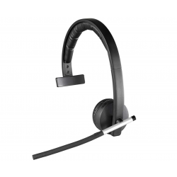 Logitech H820e Wireless Headset Mono 981-000511