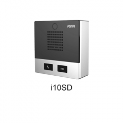 Fanvil i10SD Audio and Video Intercom with two buttons