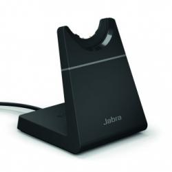 Jabra Evolve2 65 Deskstand USB-A, Black