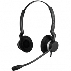 Jabra BIZ 2300 USB MS Duo Wired Headset