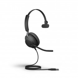 Jabra Evolve2 40 Mono USB-A UC Headset 24089-889-999, 24089-889-999