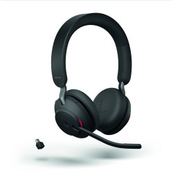 Jabra Evolve2 65 USB-C Stereo UC Headset Black