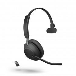 Jabra Evolve2 65 USB-A Mono UC Headset Black