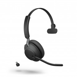 Jabra Evolve2 65 USB-C MS Teams Mono Headset Black