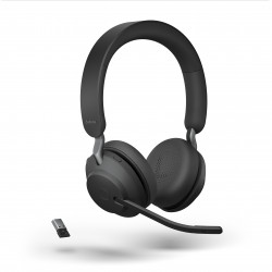 Jabra Evolve2 65 USB-A Stereo UC Headset Black