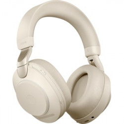 Jabra Evolve2 85 Link380a UC Stereo Beige Headset 28599-989-998