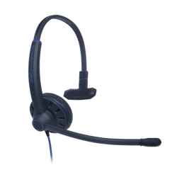 JPL Commander-PM Monaural Headset with PLX Compatible QD 575-365-001