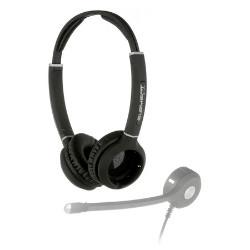 JPL TT3 AVANT Binaural Headset TT3-AVANT-B