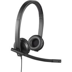 Logitech H570e USB Headset Stereo 981-000574