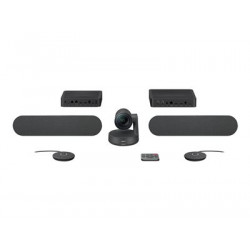 Logitech Rally Plus - Video Conferencing Kit 960-001225