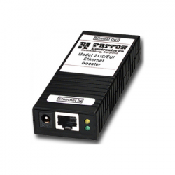 Patton CopperLink™ 2110/PSE/EUI Ethernet Booster