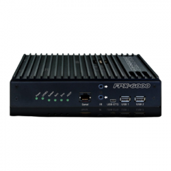 Patton FiberPlex FPX6000 Dante Audio Video over IP Gateway FPX6000R/A3/PD48