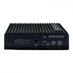 Patton FiberPlex FPX6000 Dante Audio Video over IP Gateway FPX6000TA3PD48