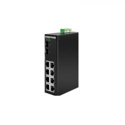 Patton FP2008E/2SFP/DC Managed Industrial Gigabit Ethernet Switch