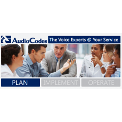 AudioCodes Planning and Design (5 Hours Remote)