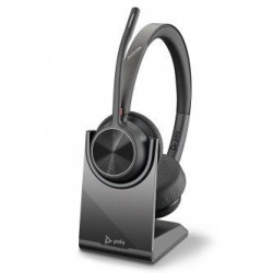 Poly Voyager 4320 Dual MS Teams USB-C Wireless Headset w/stand 218479-02