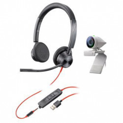 Poly Studio P5 with Blackwire 3325 Kit 2200-87130-025