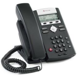 Polycom IP 331 PoE VoIP Phone