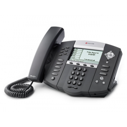 Polycom IP 650 PoE VoIP Phone