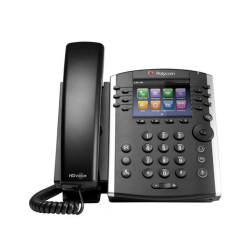 Polycom VVX 401 PoE VoIP Phones