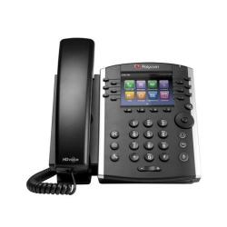 Polycom VVX 401 w/PSU
