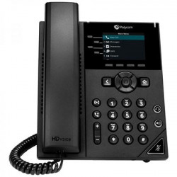 Polycom VVX 250 4-Line Color Desktop Phone (2200-48820-025)