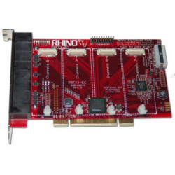 Rhino 8 Port PCI Card