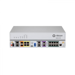 Ribbon Communications EdgeMarc 6000 8FXS 2FXO 4GLTE 25 Calls Session Border Controller