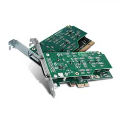 Sangoma 2 Port PCIe Serial Card V.35 2 Port Cable (A142-VE37KIT)