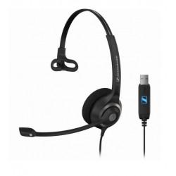 Sennheiser SC230 USB Wideband Mono Headset (504403)