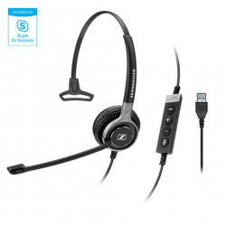 Sennheiser SC630 USB ML Professional Mono Headset (504552)