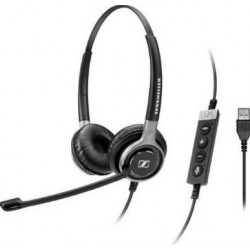 Sennheiser SC660 USB ML Professional Dual Headset (504553)