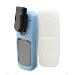 Spectralink 84-Series Blue Silicone Carrying Case