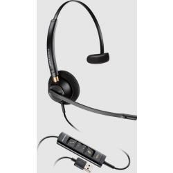 Poly EncorePro 515 USB Mono USB-A Corded Headset 218271-01