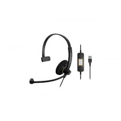 Sennheiser Culture™ SC 30 USB ML Monaural Headset (504546)