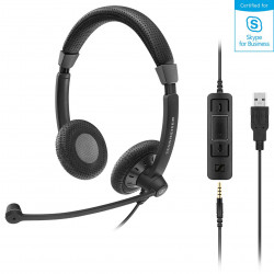 Epos Sennheiser SC75 USB MS Corded Headset