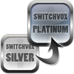 Switchvox Silver > Platinum Upg 1SWXS2PSUB1