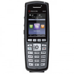Spectralink 8440, BK Phone w/ extended battery w/o LYNC NA (2200-37148-001 and 1520-37215-001)