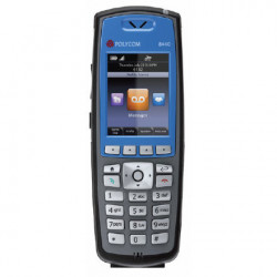 Spectralink 8440 Wi-Fi Phone Blue w/ extended battery w/o LYNC NA (2200-37147-001 and 1520-37215-001)