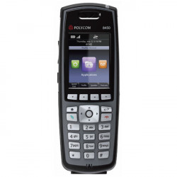 Spectralink 8452 Black Wifi phone