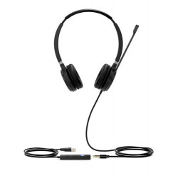 Yealink UH36 MS Teams Dual USB Headset with 3.5mm