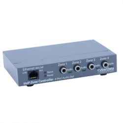 CyberData SIP Paging Zone Controller 011171
