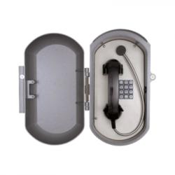 CyberData 011461 SIP Vandal Resistant Keypad Phone