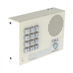 CyberData 011307 InformaCast® Enabled Indoor Intercom with Keypad