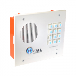 CyberData 011308 InformaCast® Enabled Indoor Intercom with Keypad