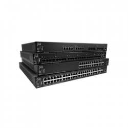 Cisco SF550X-24-K9-NA 24-port 10/100 Stackable Switch