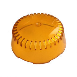 Algo X128A Strobe Lens Cover for 8128/1128 (Amber)