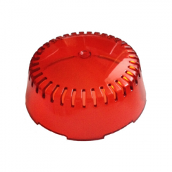 Algo X128R Strobe Lens Cover for 8128/1128 (Red)