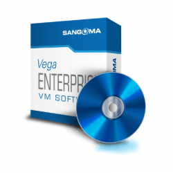 Sangoma Vega SBC VM/Software with 500 Calls (SBCT-VMS-500)