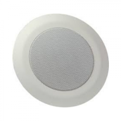 Advanced Network Devices Round Ceiling IP Speaker IPSCM-RMe-IC